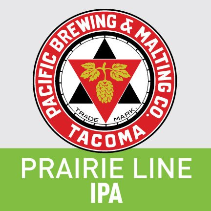 Pacific Brewing & Malting Co. Prairie Line IPA
