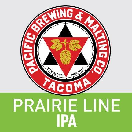 Pacific Brewing & Malting Co. Prairie Line IPA