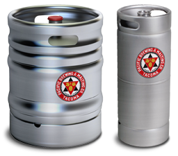 Pacific Brewing & Malting Co. Kegs To Go